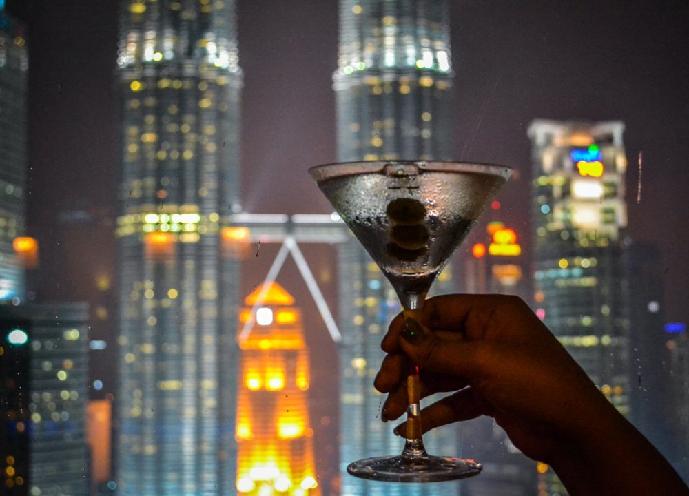 Drinking on a Budget in Kuala Lumpur
