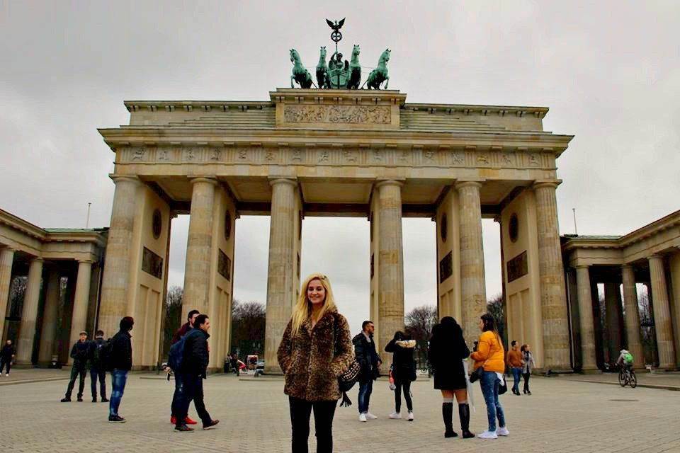 least favourite cities berlin city break, brandenburg gate