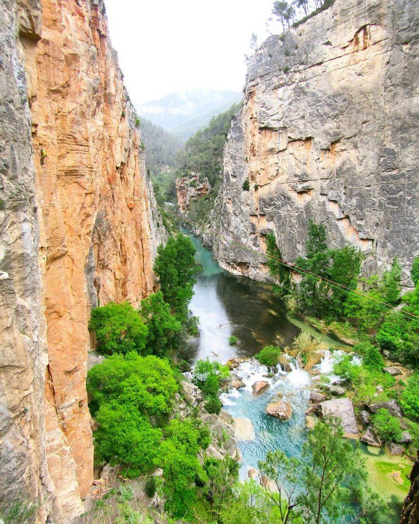 hot springs valencia