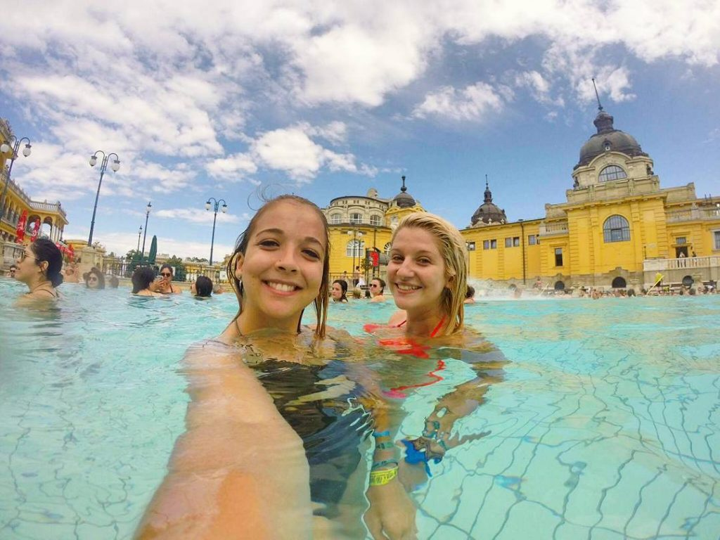 Thermal Baths Budapest