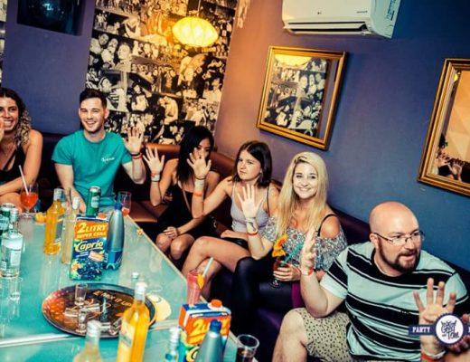 greg & tom party hostel