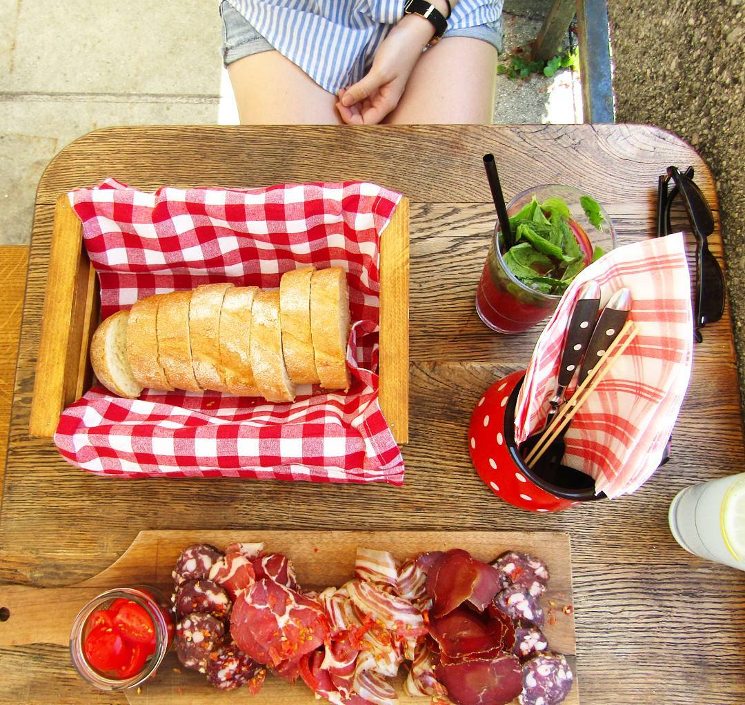 balkan cuisine, ljubljana slovenia visit the balkans