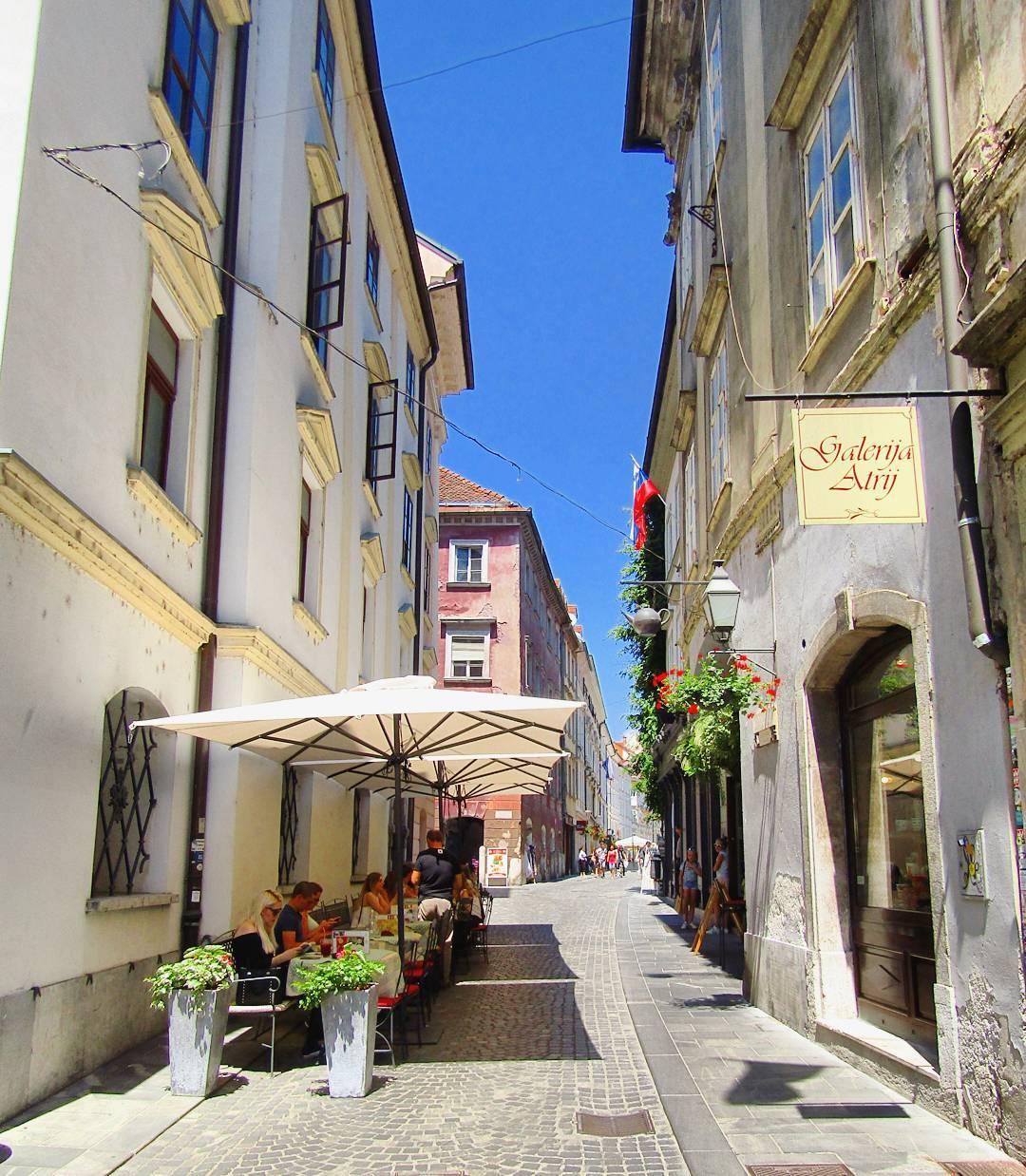 One Week in Slovenia – Ljubljana, Bled, Piran & Portorož