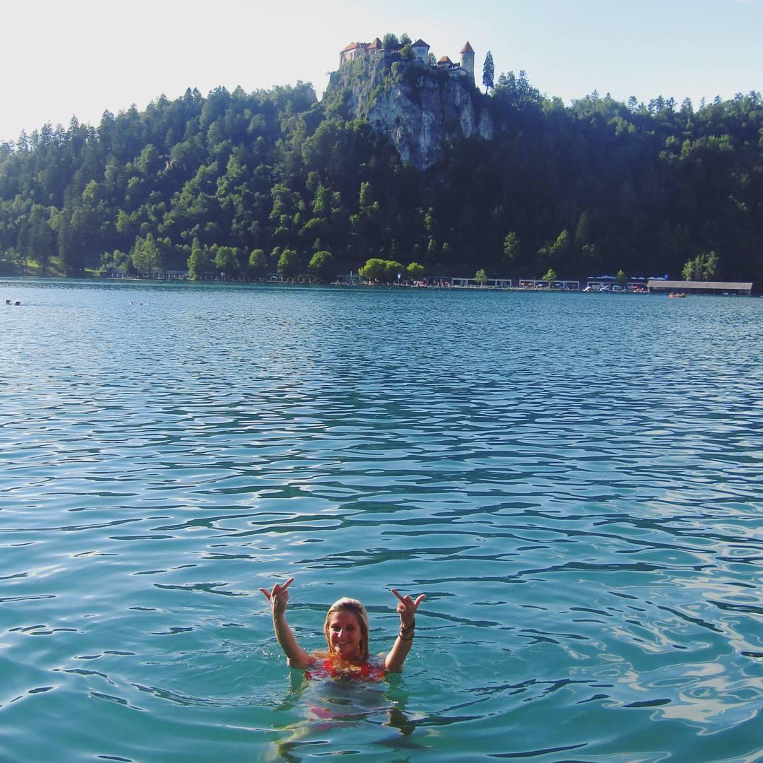 Visiting Wandering Helene in Slovenia!