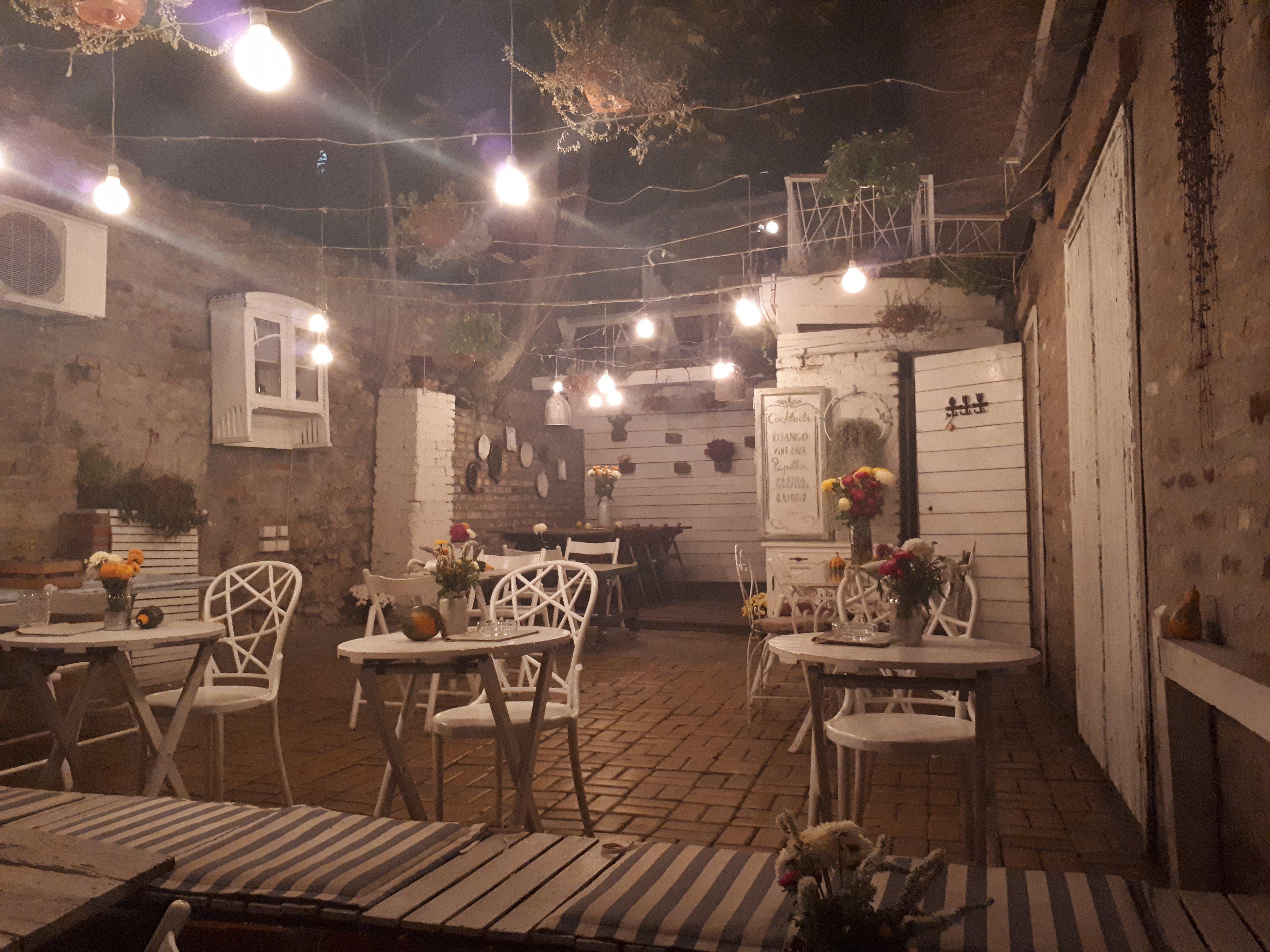 belgrade jazz bar