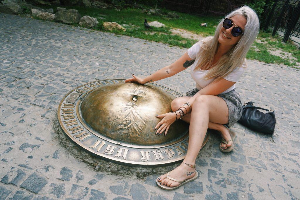 golden navel Lviv