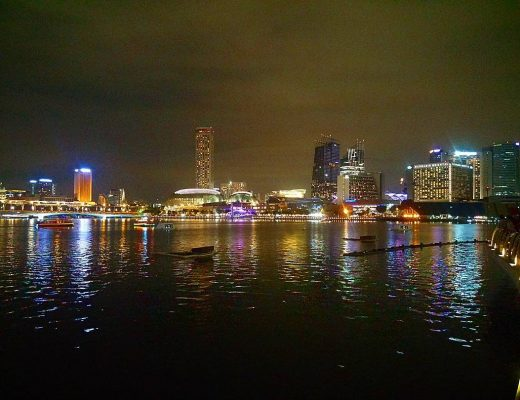 singapore least favourite cities