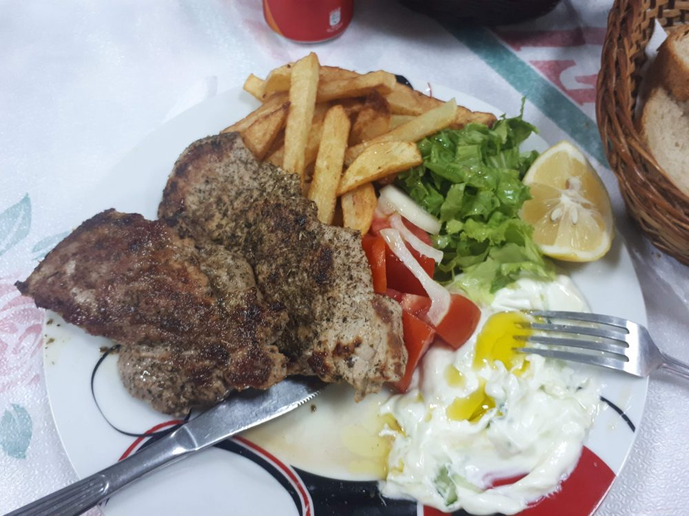 tirana food