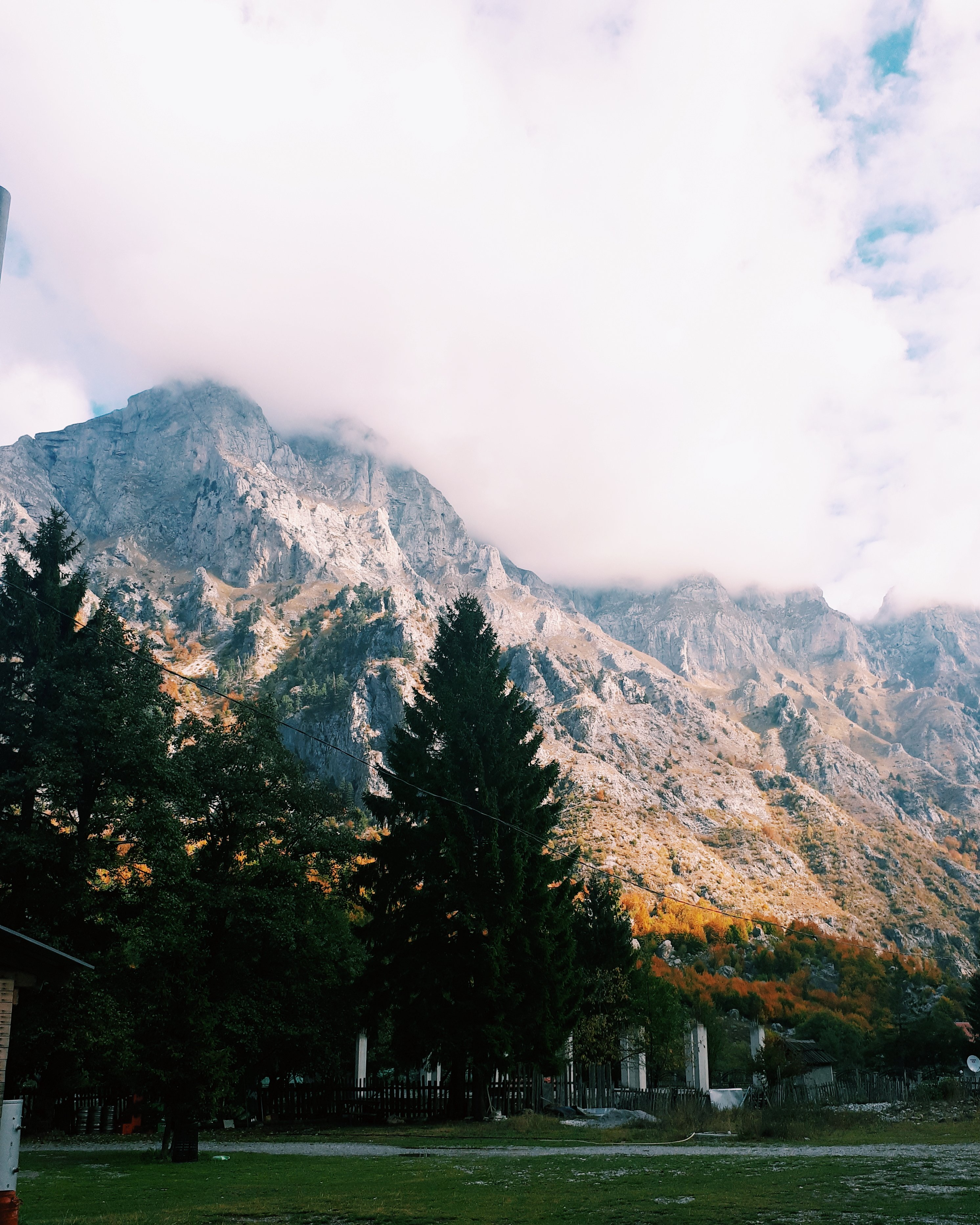 valbonë national park