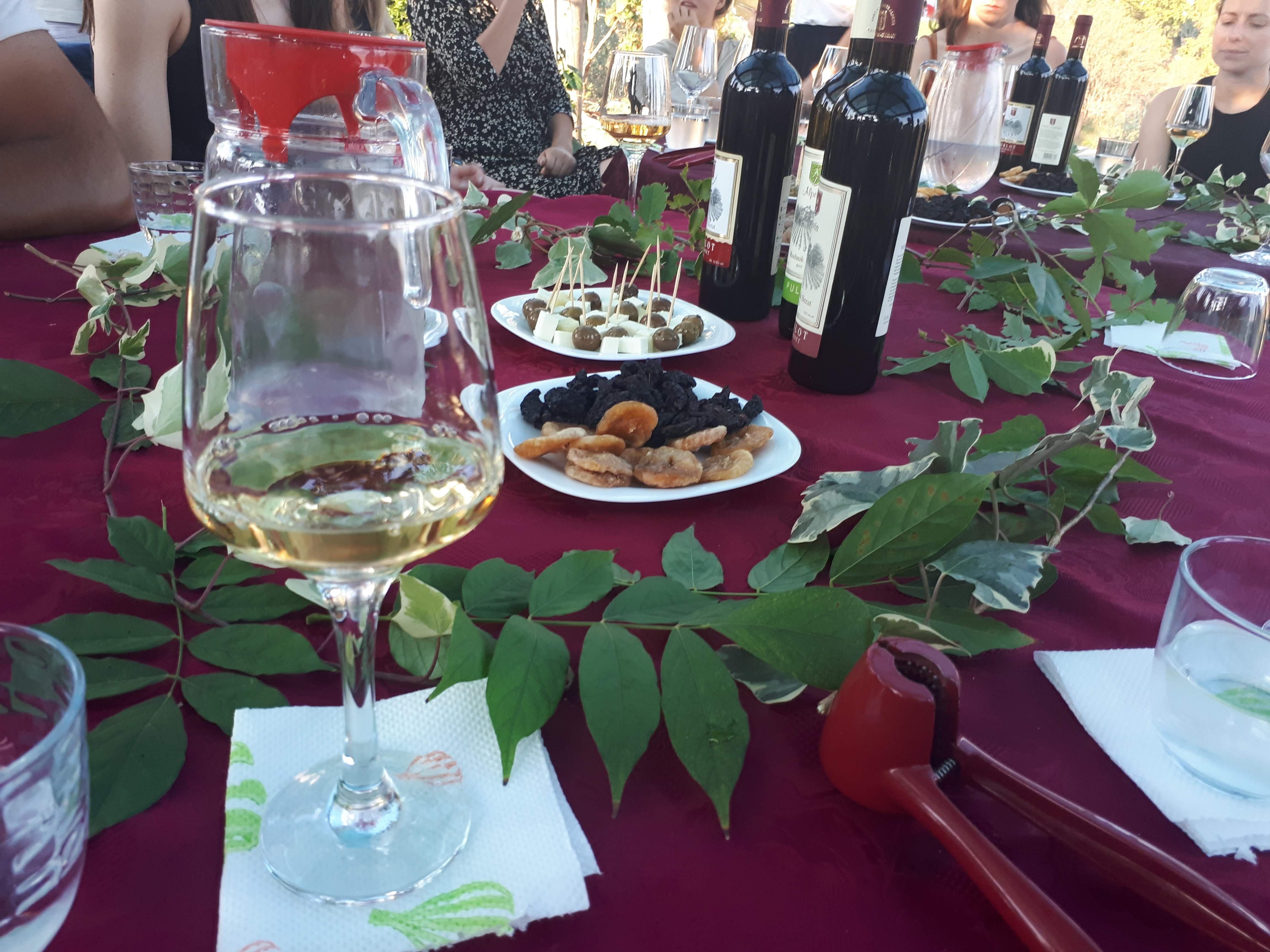 wine tasting albania, berat