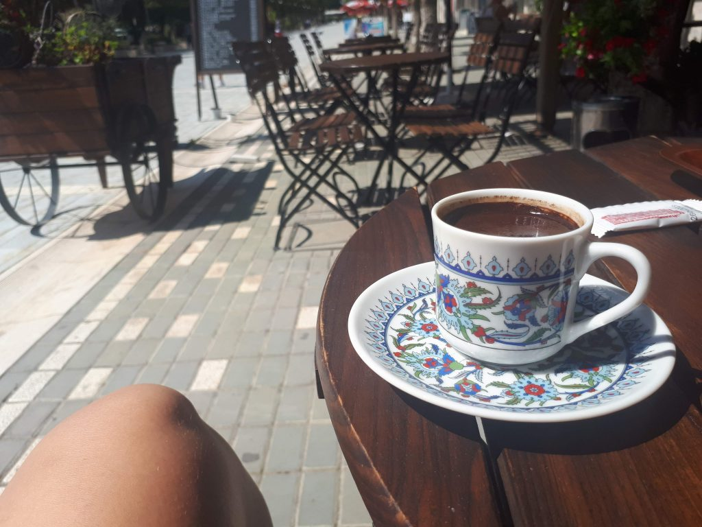 turkish coffee bulevardi republika berat