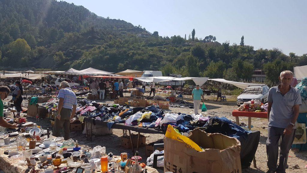 berat gypsy market