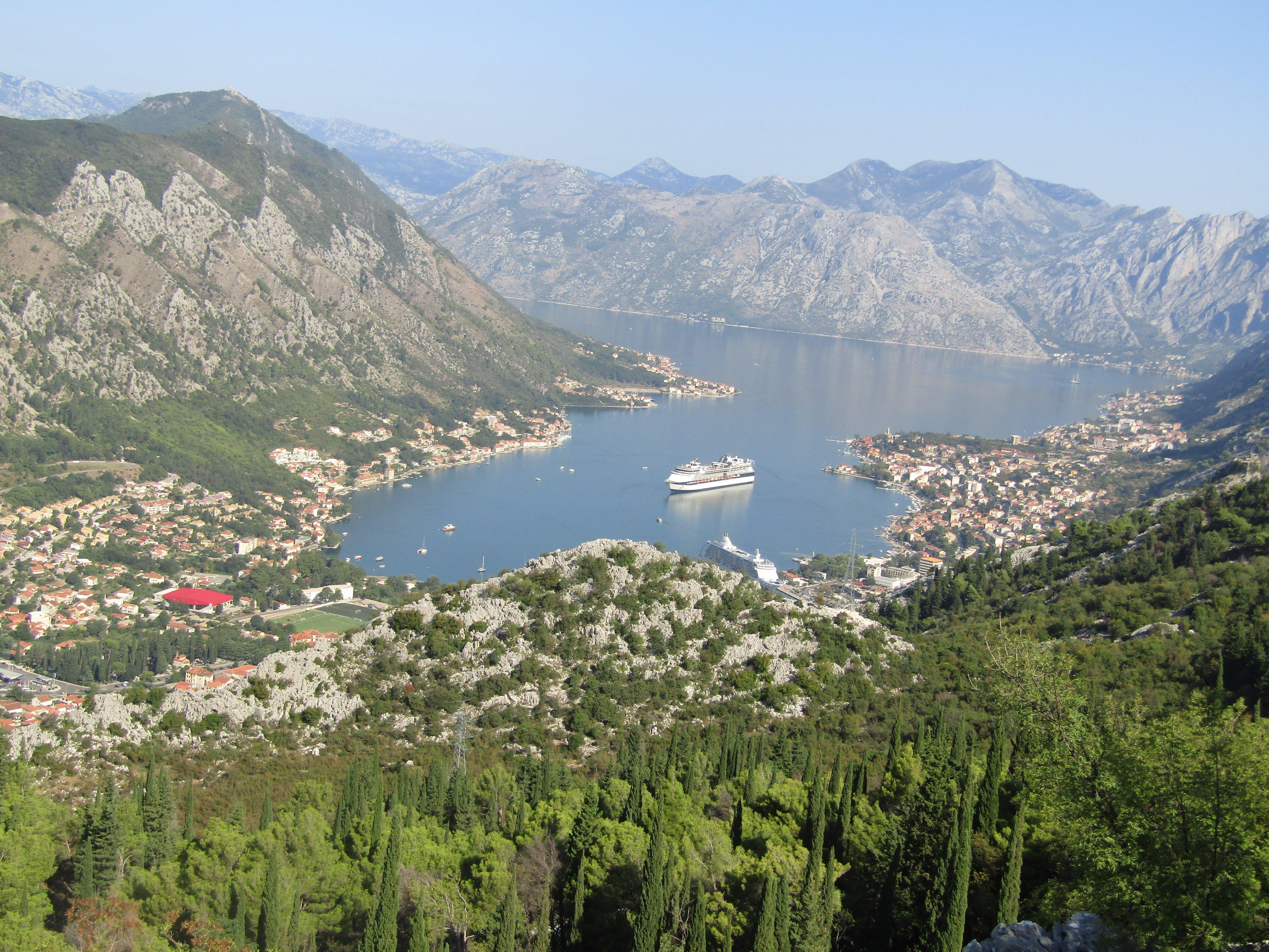 Montenegro tours, bay of kotor