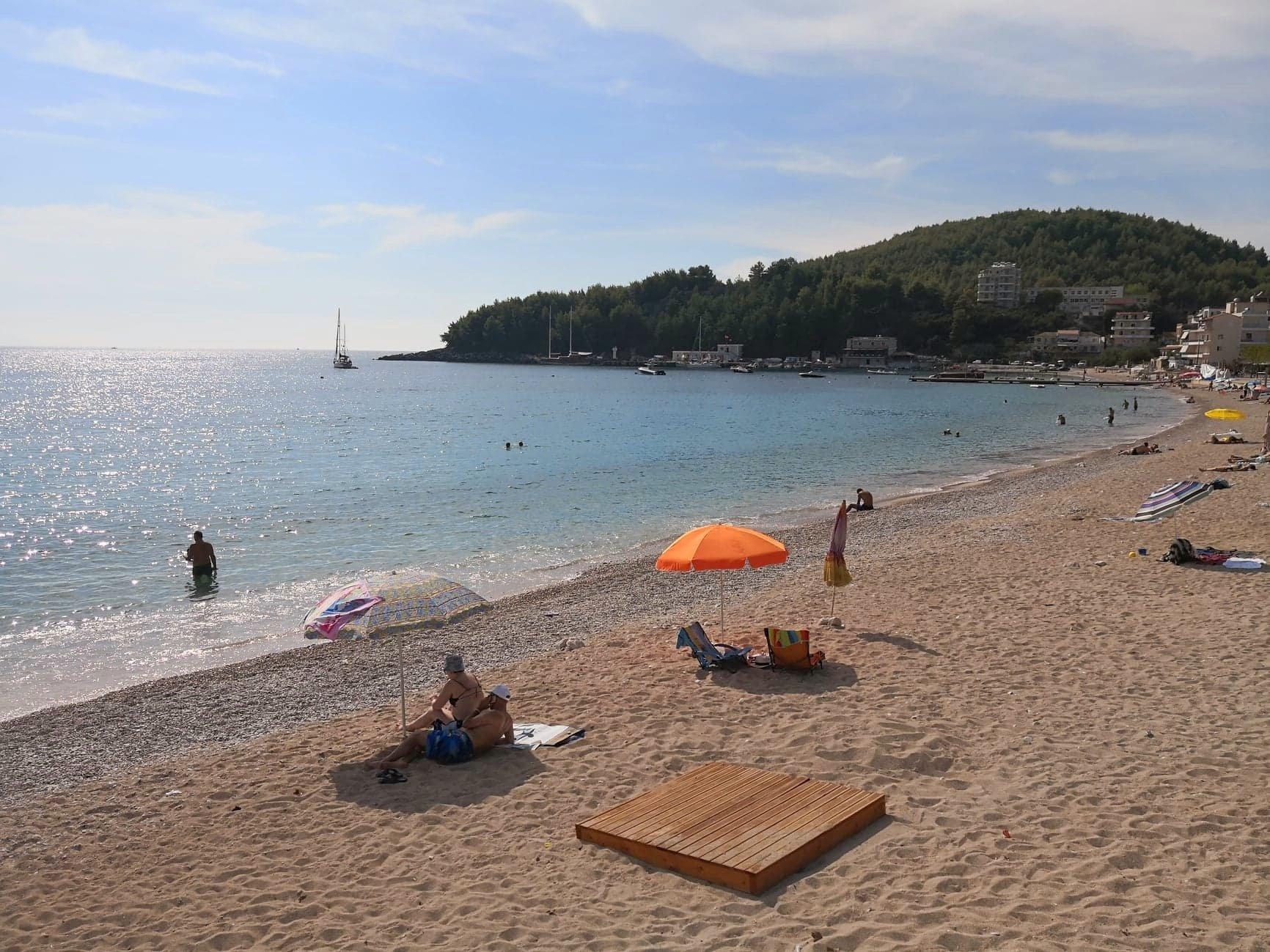 spille beach Albania