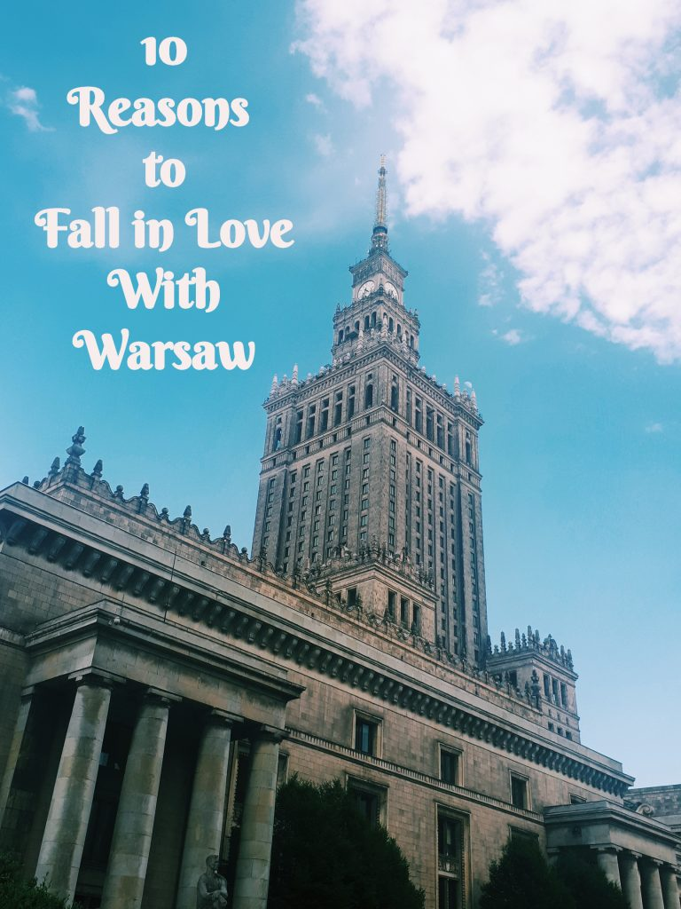 Is Warsaw Poland worth visiting? With this in mind, I decided to write this post. It isn't so much as a list of what to do in Warsaw, but rather, tips on how to appreciate Warsaw. I will detail how I personally fell for Warsaw, and when you've reached the end of this, hopefully you will have softened a little towards Warsaw yourself. So, is Warsaw worth visiting? #warsaw #poland