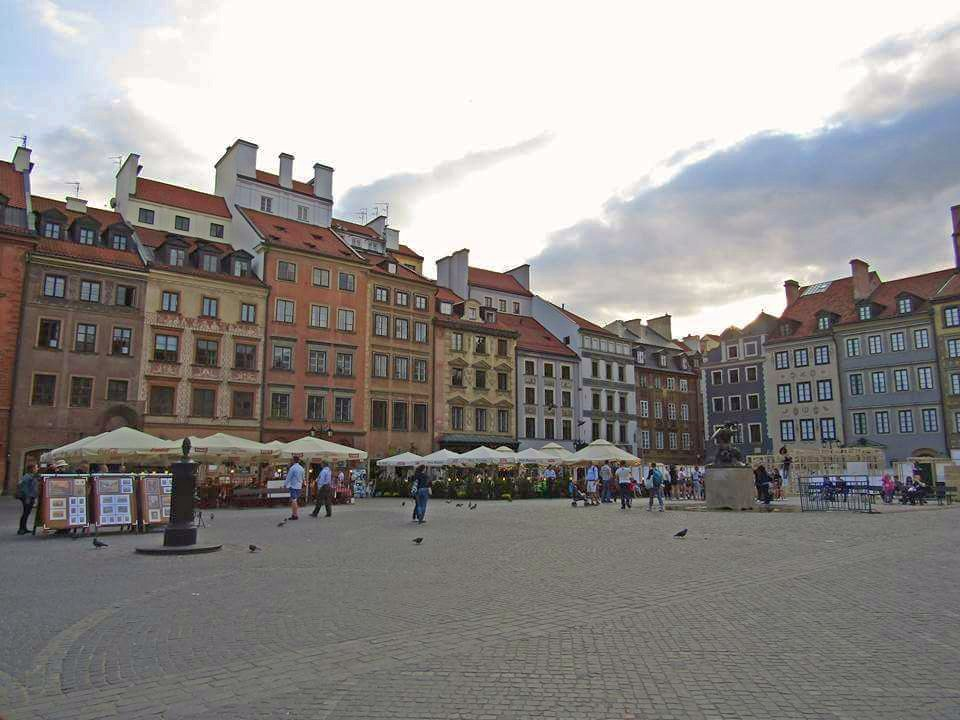 is warsaw worth visiting