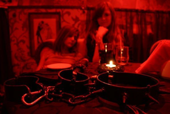Masoch Cafe Lviv – The Ukrainian Restaurant Where the Waitresses Have Whips