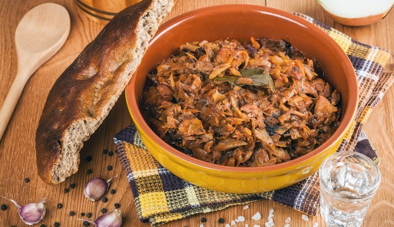 bigos, Polish food