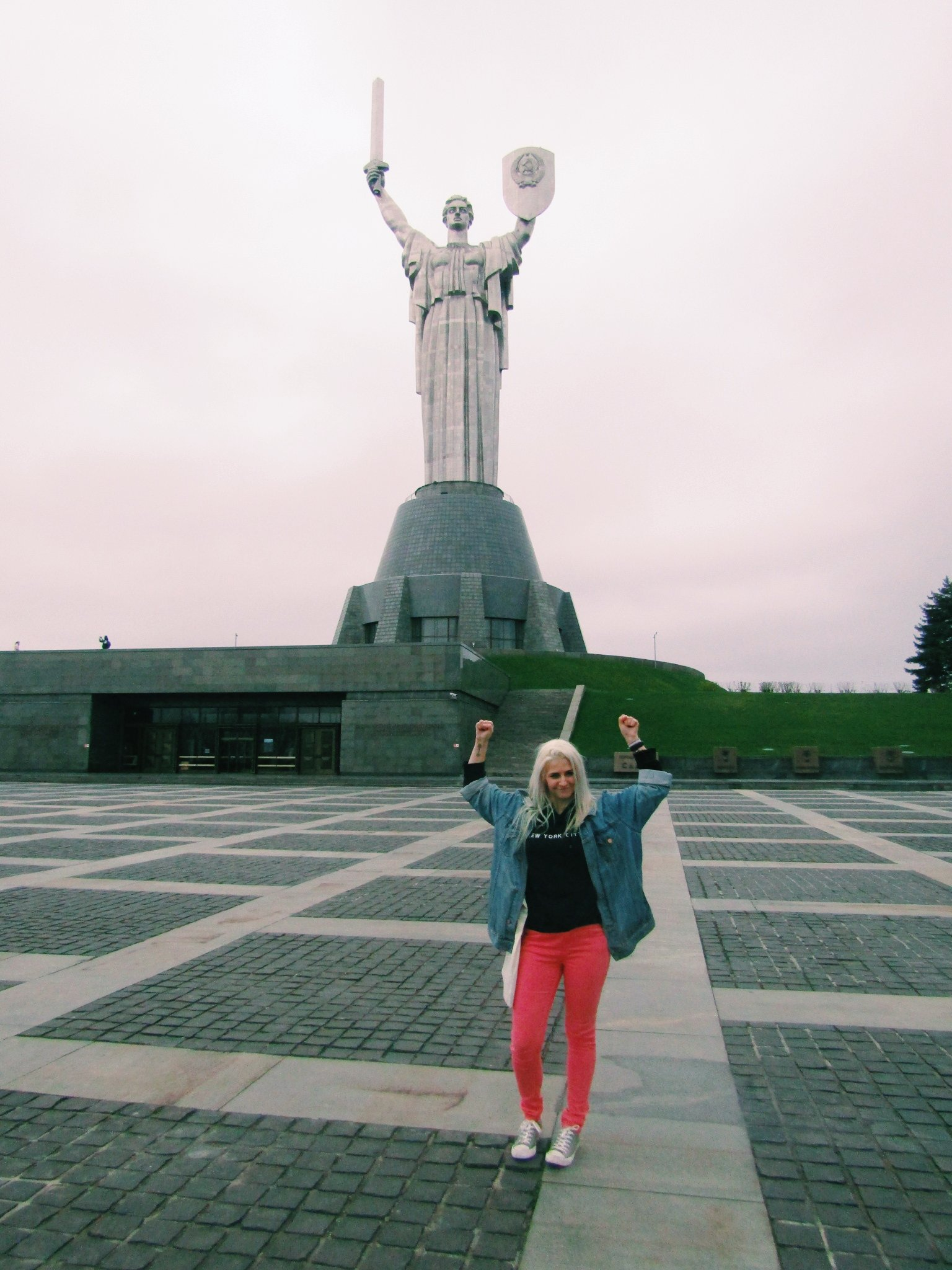 Secret Restaurants, 11th Century Monasteries & Badass Statues in Kiev, Ukraine