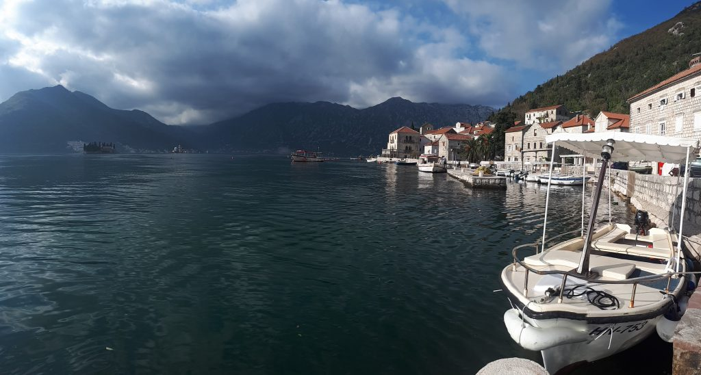 things to do in kotor, perast