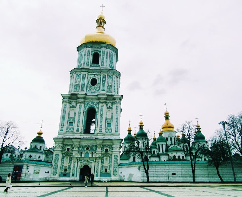 st sophia's cathedral kiev