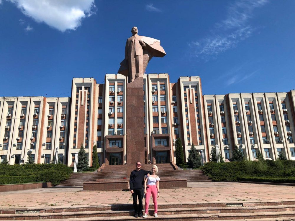 Visiting Transnistria – The Country that Doesn't Exist