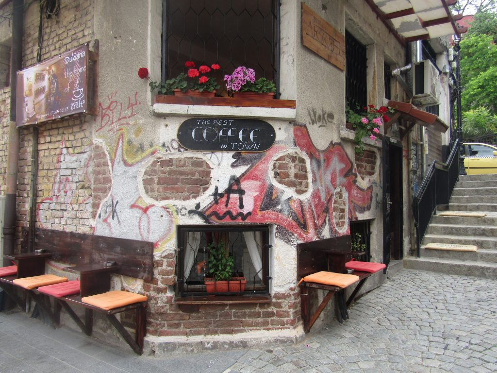 free walking tour plovdiv
