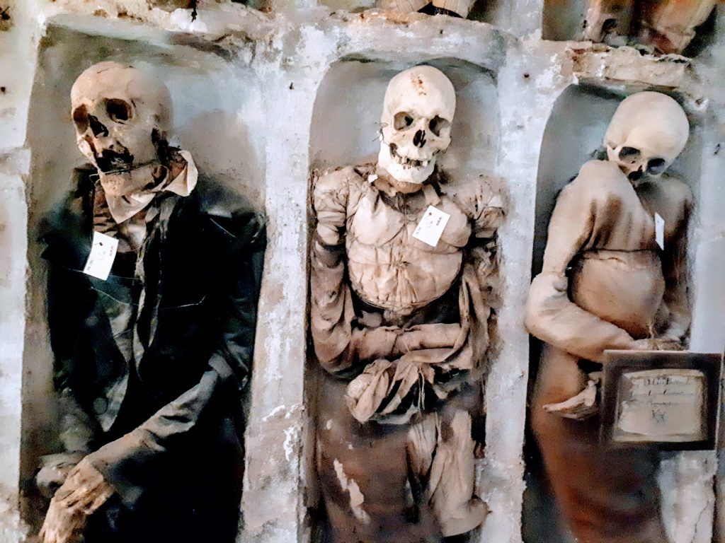 capuchin catacombs palermo