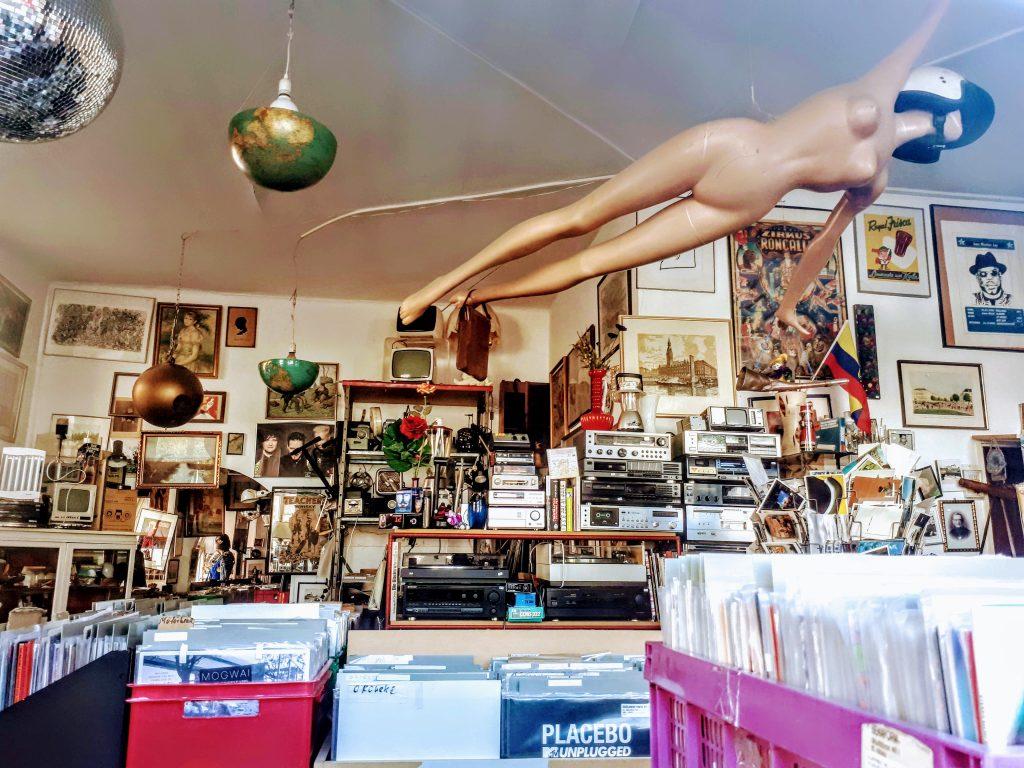 record store Hamburg
