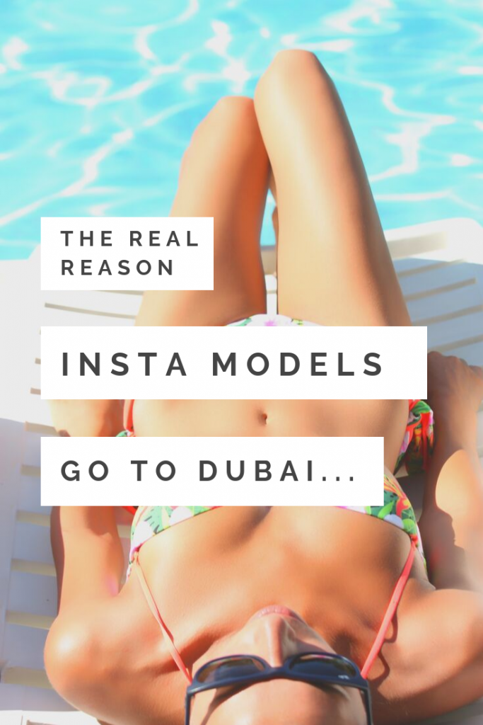 Dubai Porta Potties - The Truth About Instagram Models - Have you ever looked at an 'Instagram model' and wondered how she affords to travel the world constantly without seeming to have a job or any actual modelling work? Have you ever looked at these 10/10 girls and wondered how they are able to spend their time in private jets and sunning themselves on super yachts without ever taking on paid promotions or creating any content that requires an actual skill? #influencer #dubai #UAE