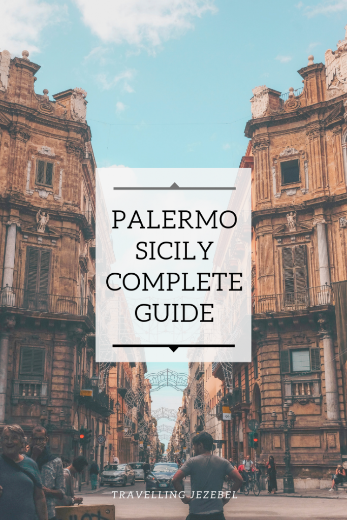 Guide to Palermo, Sicily - the Beating Heart of Italy - Whether you want to see centuries old catacombs, marvel at UNESCO churches, buy fresh fish at one of Palermo's traditional markets or simply watch the world go by while eating cannolo, Palermo has it covered. #palermo #sicily #italy #europebucketlist #italyitinerary