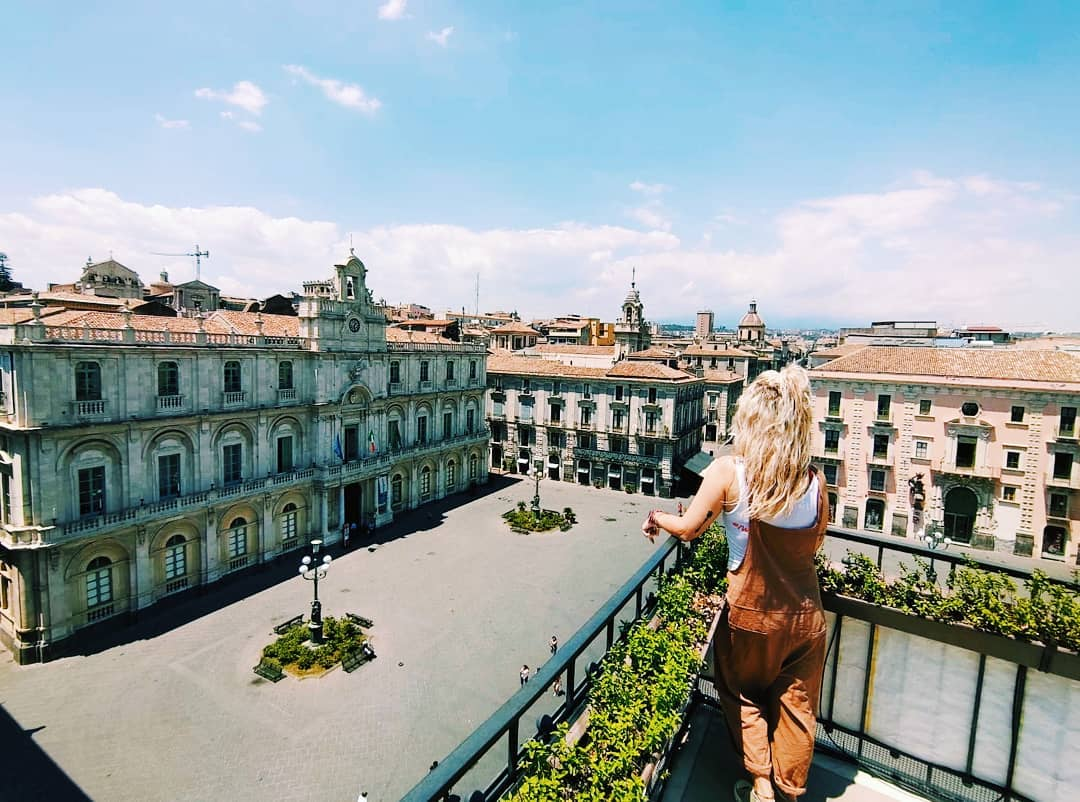 How to Visit Catania Sicily On a Budget