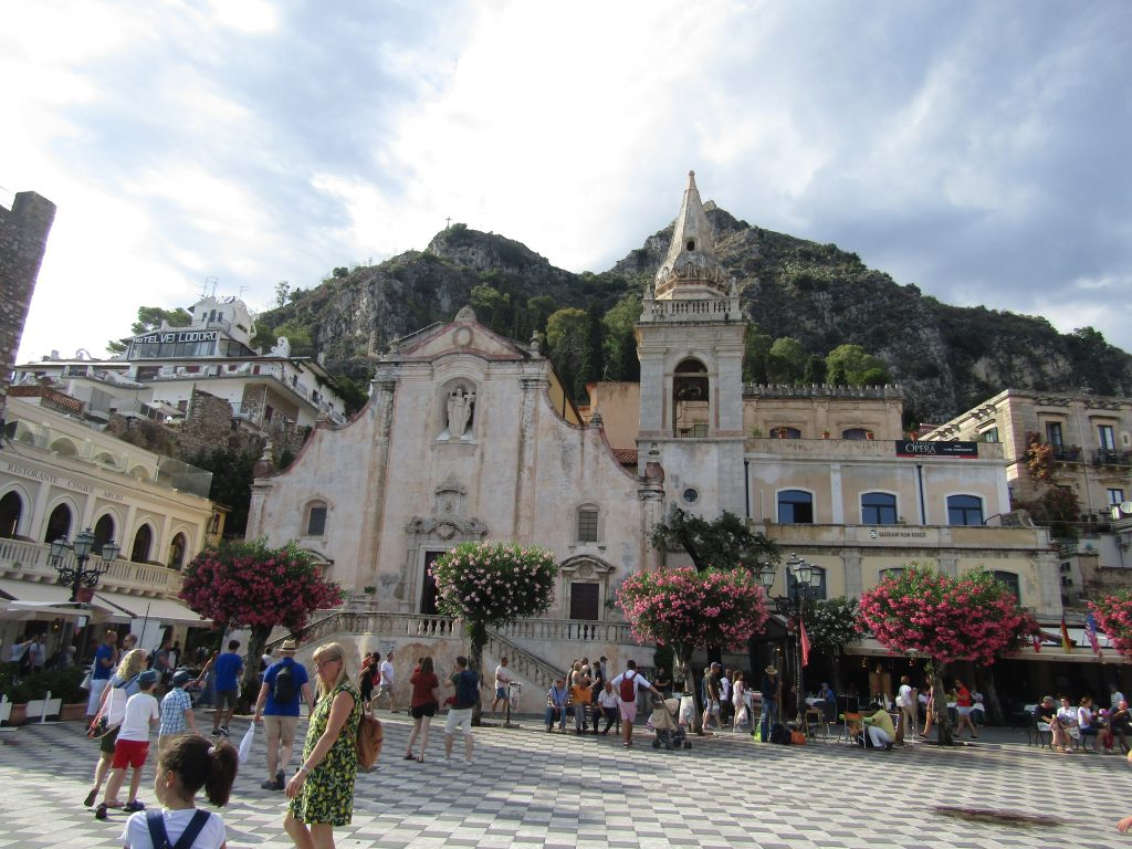 day trips from Catania, Taormina sicily