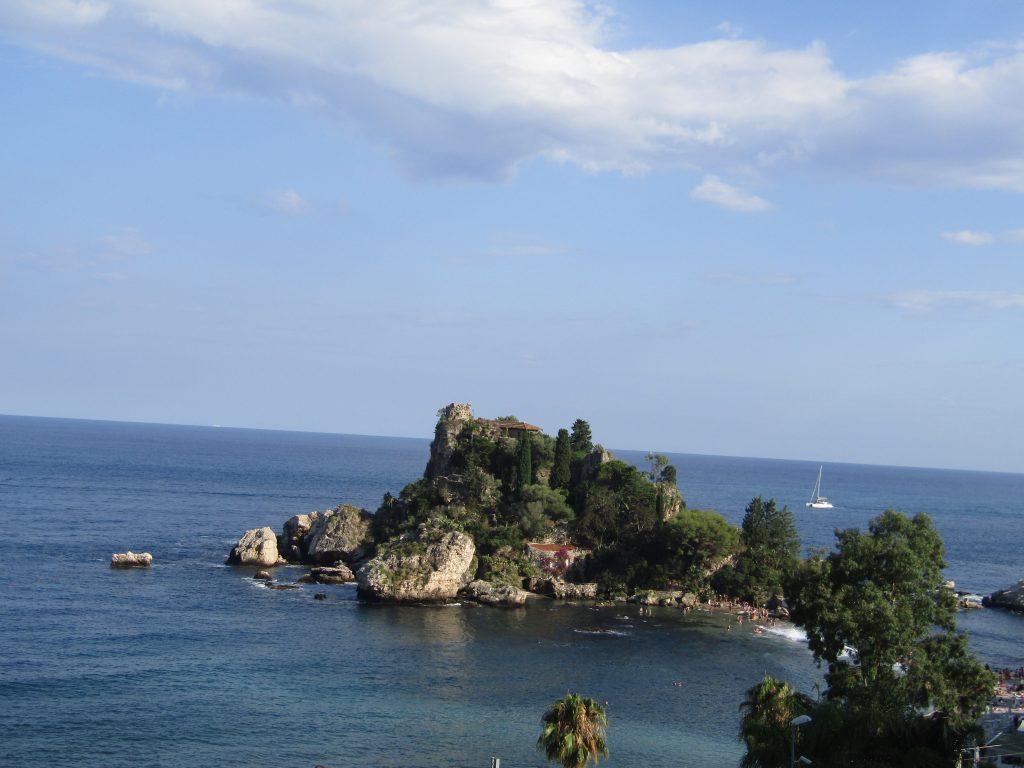 taormina sicily, Isola Bella
