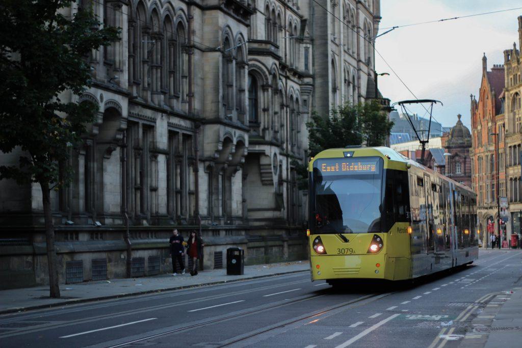 Manchester public transport, visit Manchester