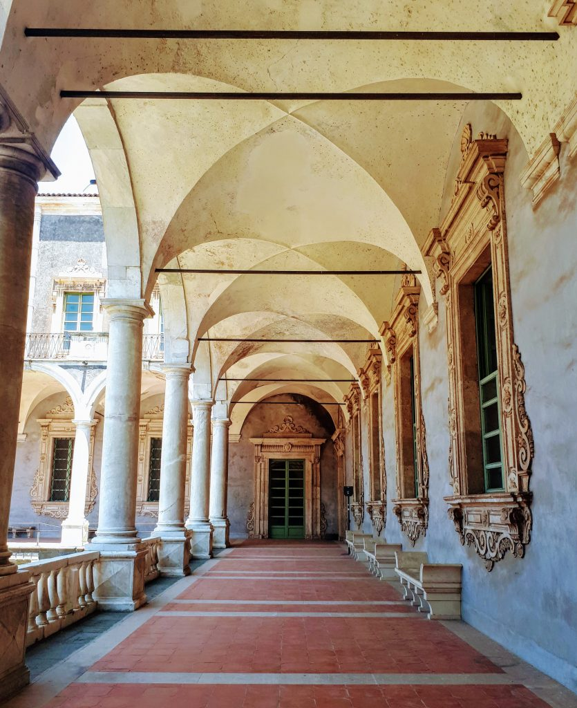 monastery Catania