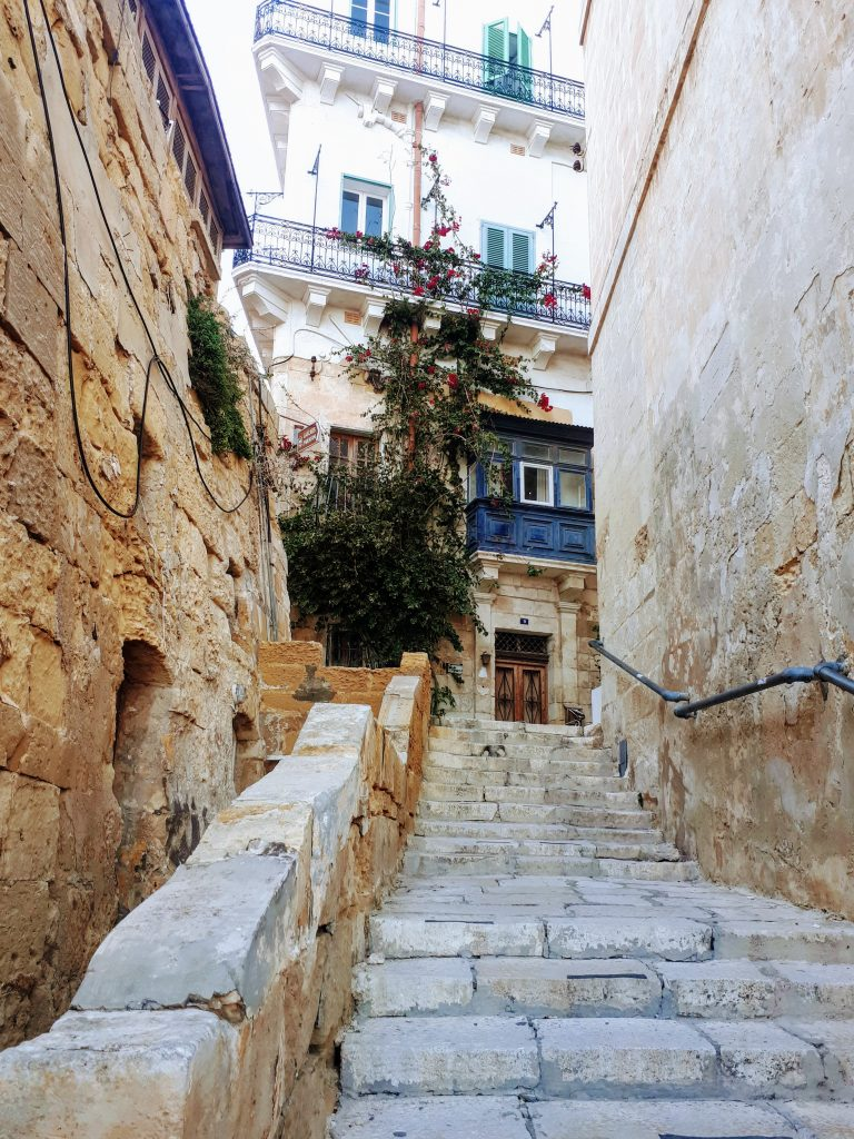 3 days in Malta, Valetta