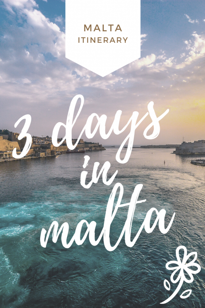 3 Days in Malta - The Perfect Malta Itinerary for First Time Visitors - In this guide I'll be breaking down the best things to do in Malta in 3 days, where to stay in Malta, the best time to visit Malta, and of course, the best of Maltese nightlife! #malta #visitmalta #maltatrip #maltaitinerary