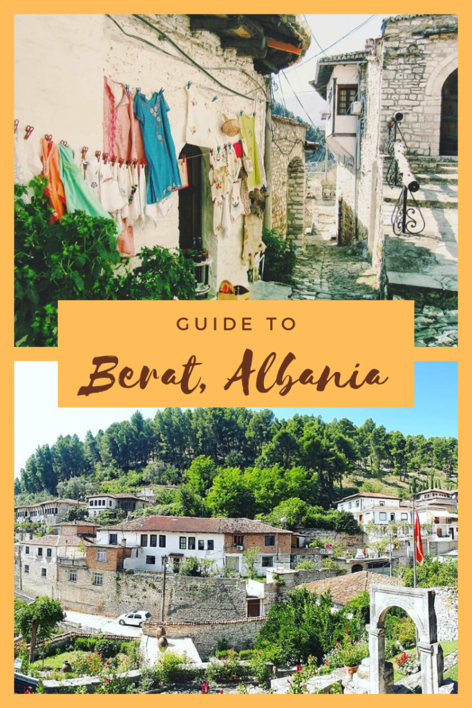 Berat, Albania - Guide to the City of a Thousand Windows - This 'City of a Thousand Windows' in Southern Albania, surrounded by mountains and filled with mosques and churches was declared a UNESCO World Heritage Site in 2008, and it's no wonder that people are slowly catching on to it's charm. #berat #beratalbania #albania #balkans