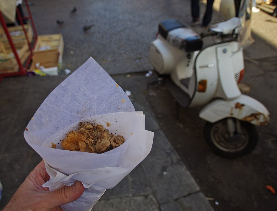 frittura palermo street food