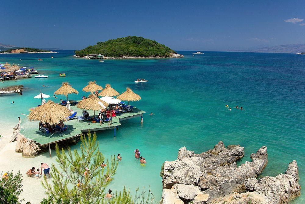 Ksamil Beach Albania