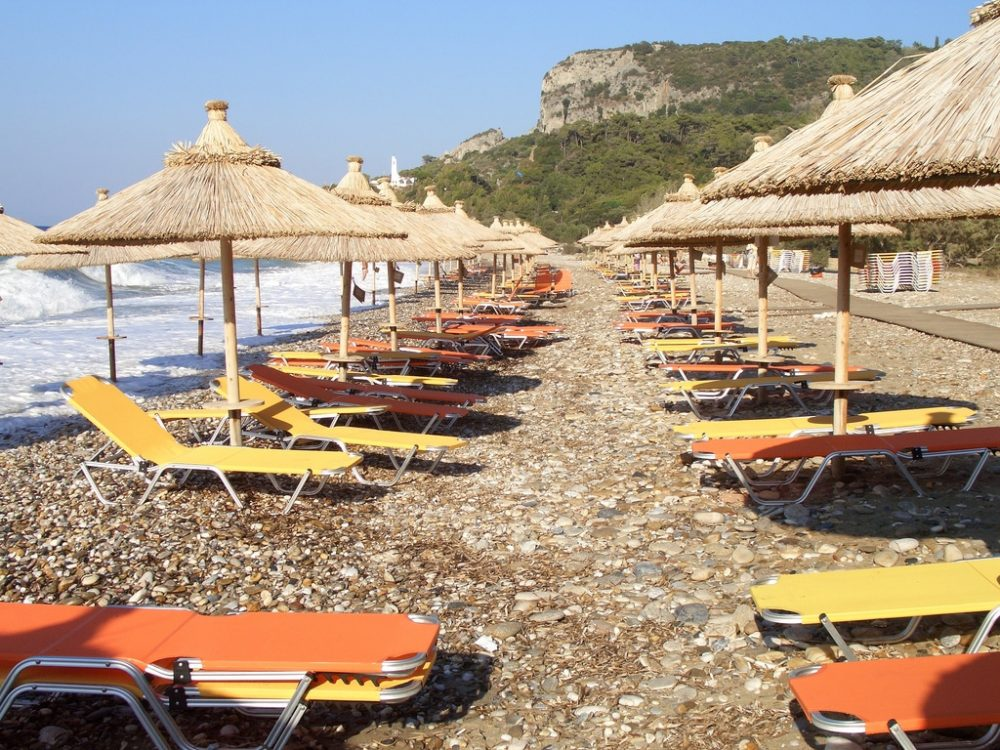 Potami beach himara