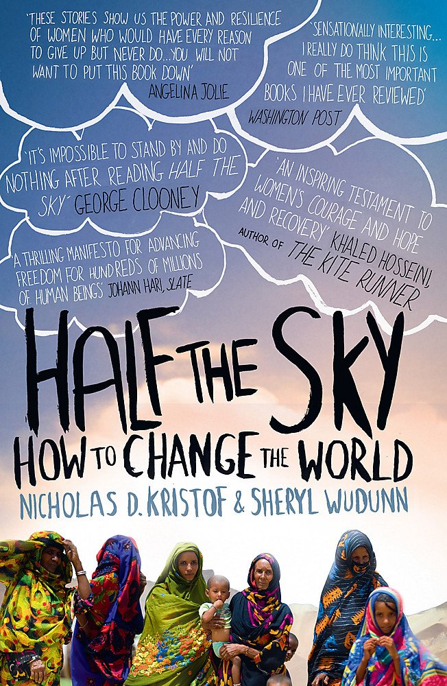 half the sky books about women's rights