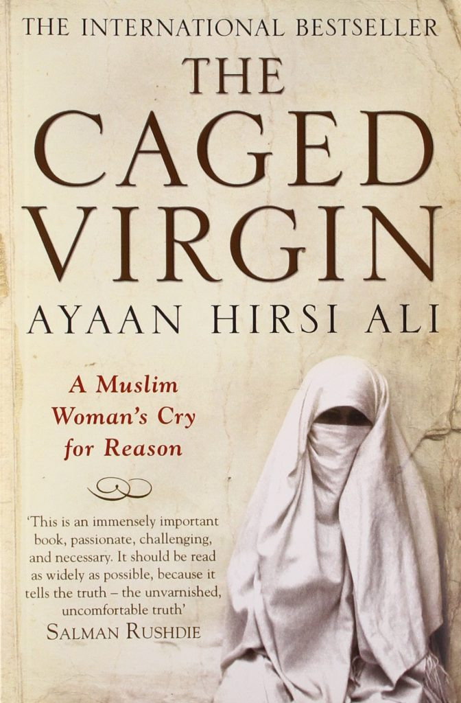 ayaan hirsi ali books about women's rights