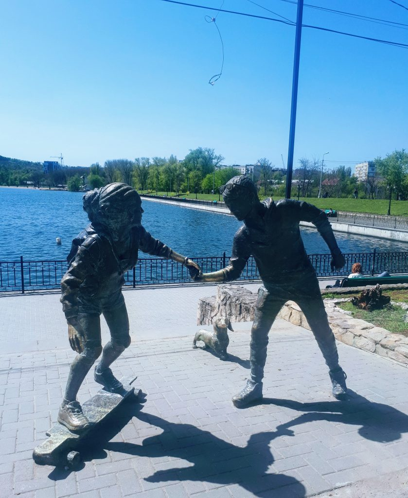 parks in chisinau