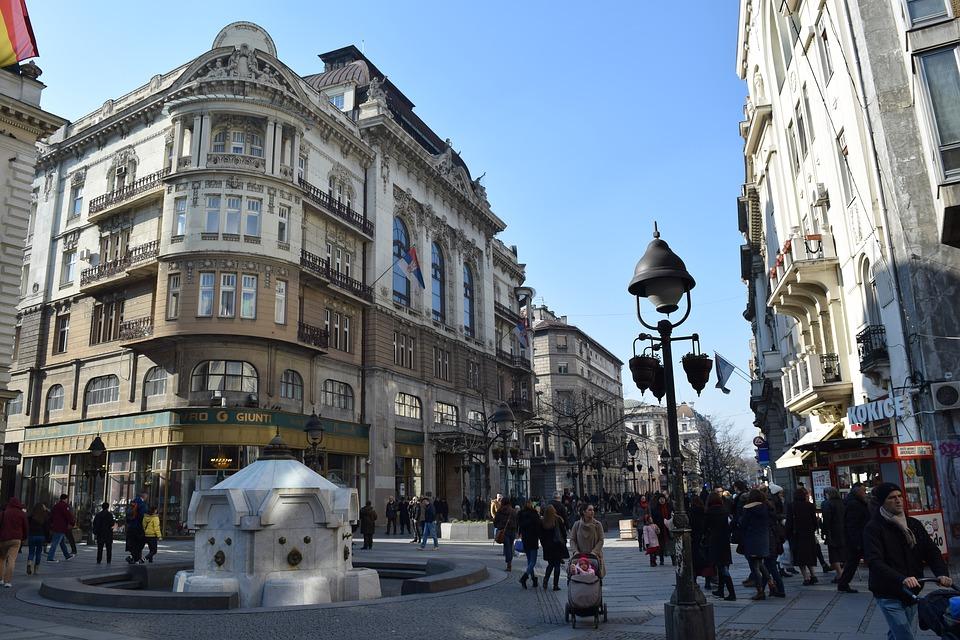 visiting belgrade