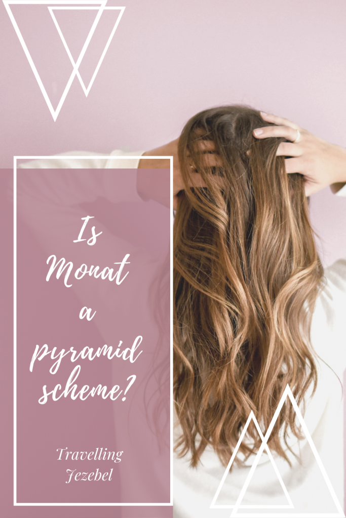 Is Monat a Pyramid Scheme or a Legit Business Opportunity? A Deep Dive into Monat Global - Have you been approached by a Monat Market Partner who says that you would be a great addition to their team? I did a deep dive into Monat to figure out how much you have to pay to work for Monat, how much money you can really make, and whether Monat is a pyramid scheme in disguise. #antimlm #mlm #monatglobal #monat