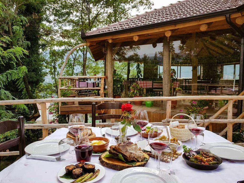 restorant Roshniku