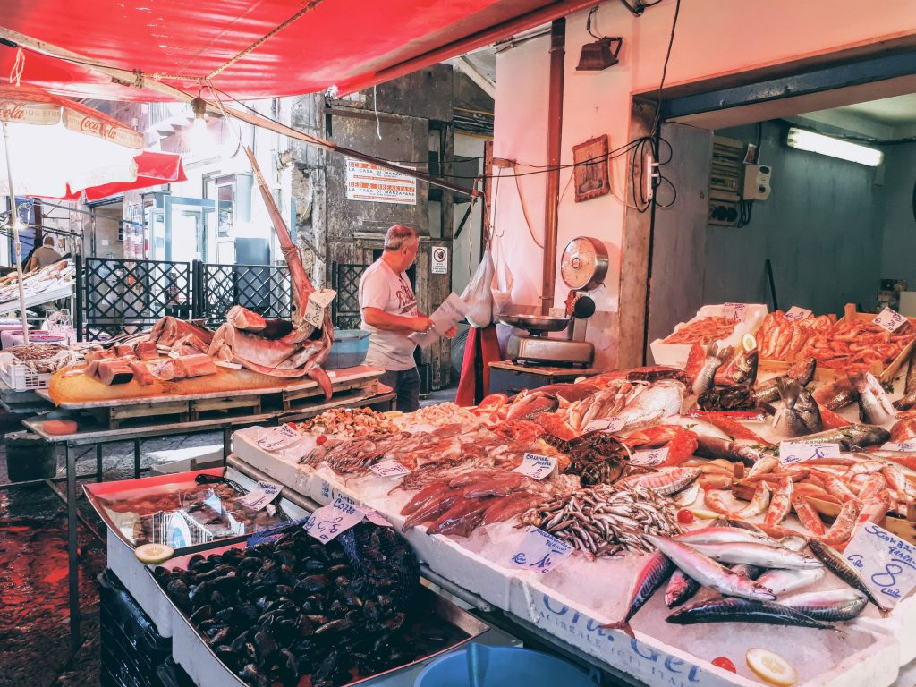 capo market Palermo