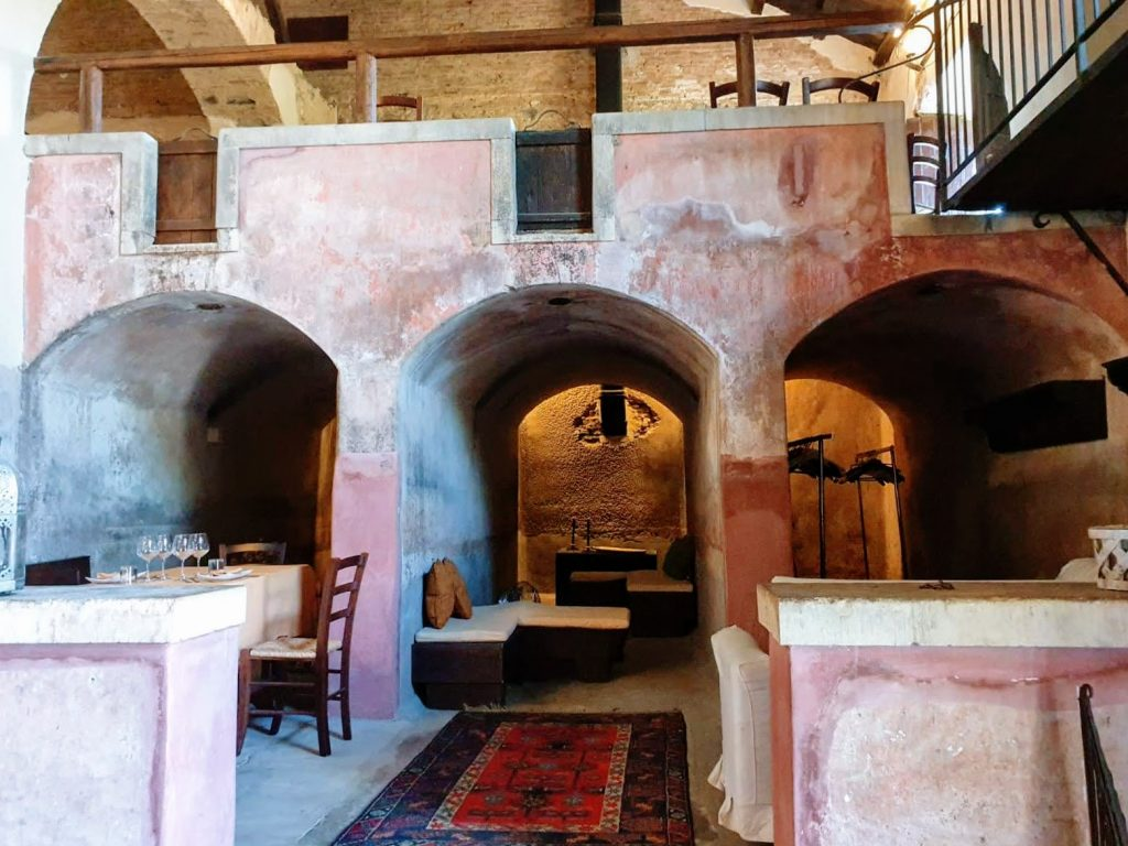 tenuta del gelso, sicilian winery